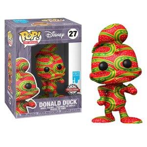 Funko Pop van Donald Duck (Art Series) van Disney 27