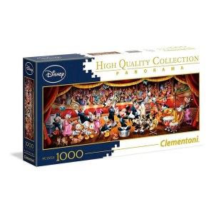 Panorama Puzzel van Disney Orkest 1000stks