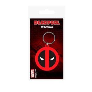 Sleutelhanger van Deadpool Logo