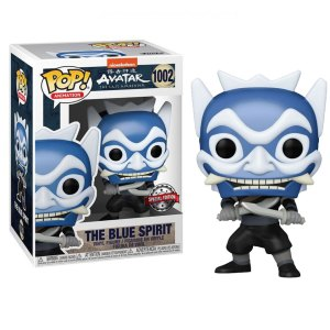 Funko Pop van The Blue Spirit uit Avatar the last Airbender 1002
