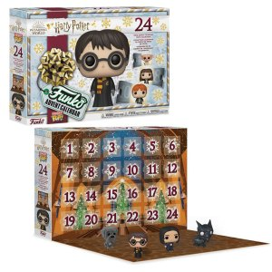 Funko Advent Calendar 2021 van Harry Potter