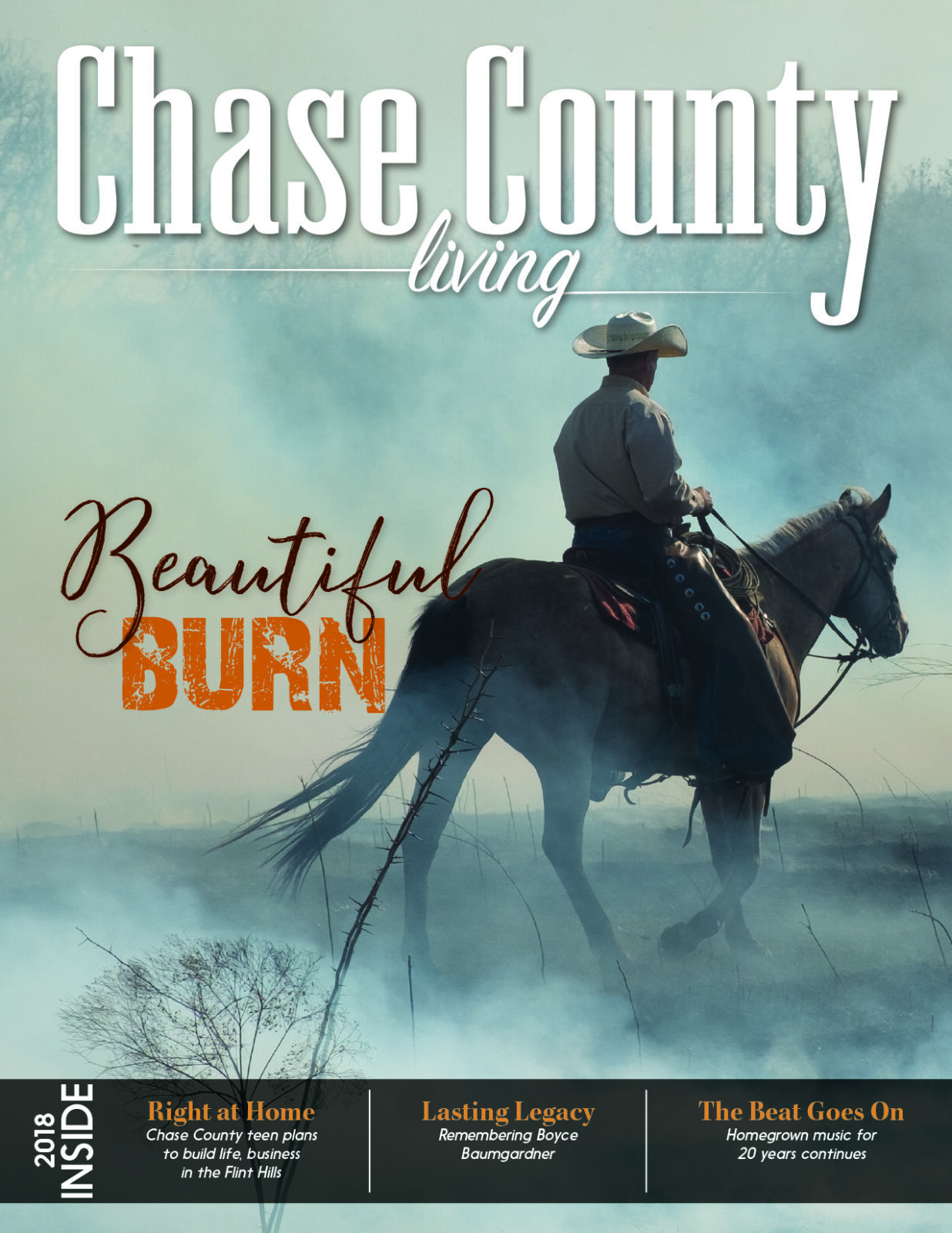 Second Edition Chase County Living Magazine Released