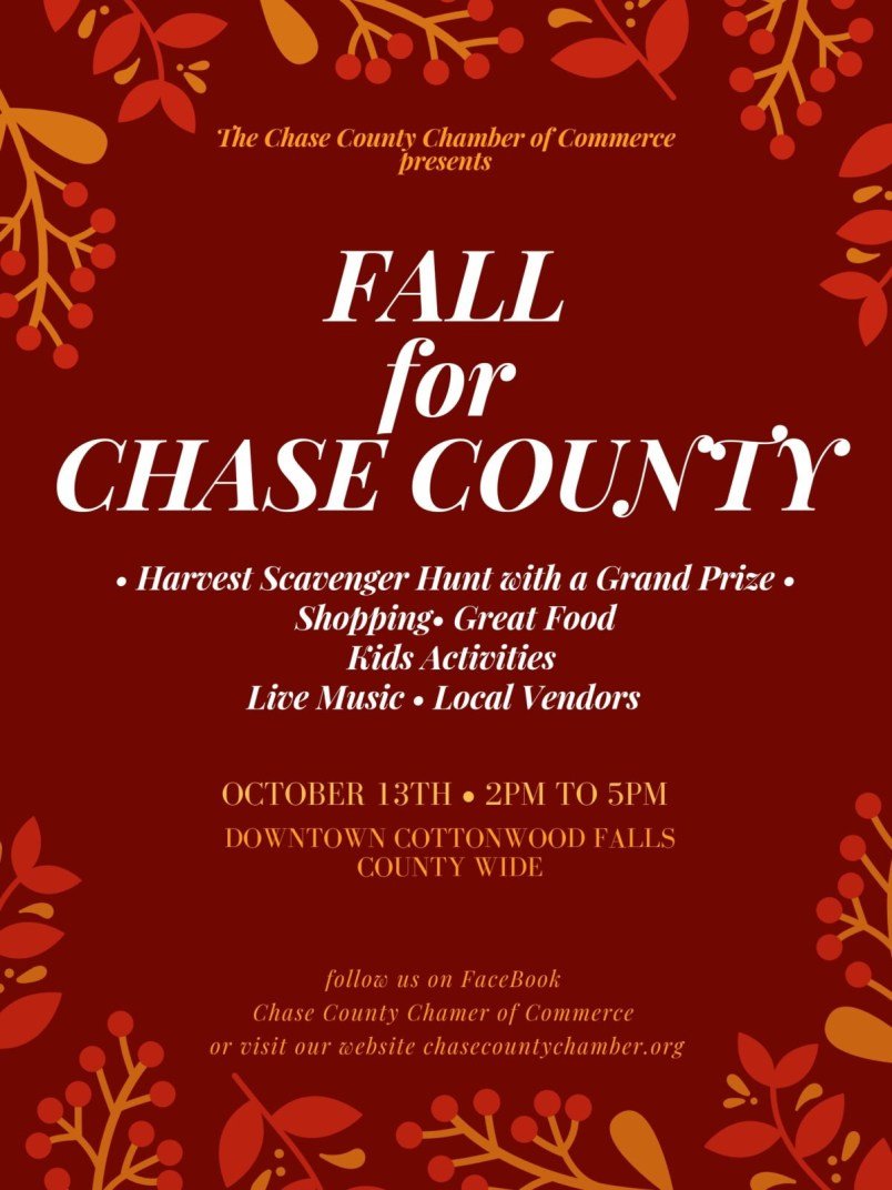 Fall for Chase County