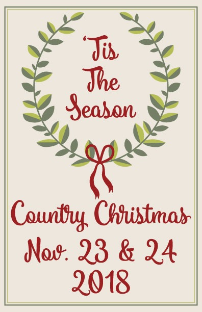 2018 Chase County Country Christmas