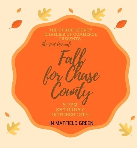 Fall for Chase County in Matfield Green