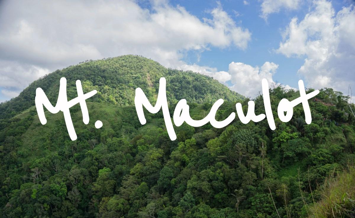 Mt. Maculot - Cuenca, Batangas (Climb Guide)