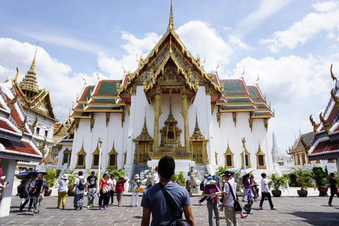Cambodia-Thailand: A Step to the World