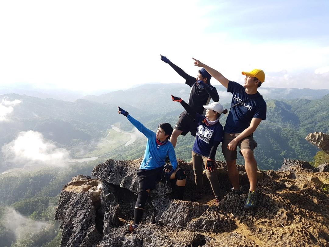 Mt. Binicayan & Carugo Falls - Rodriguez, Rizal