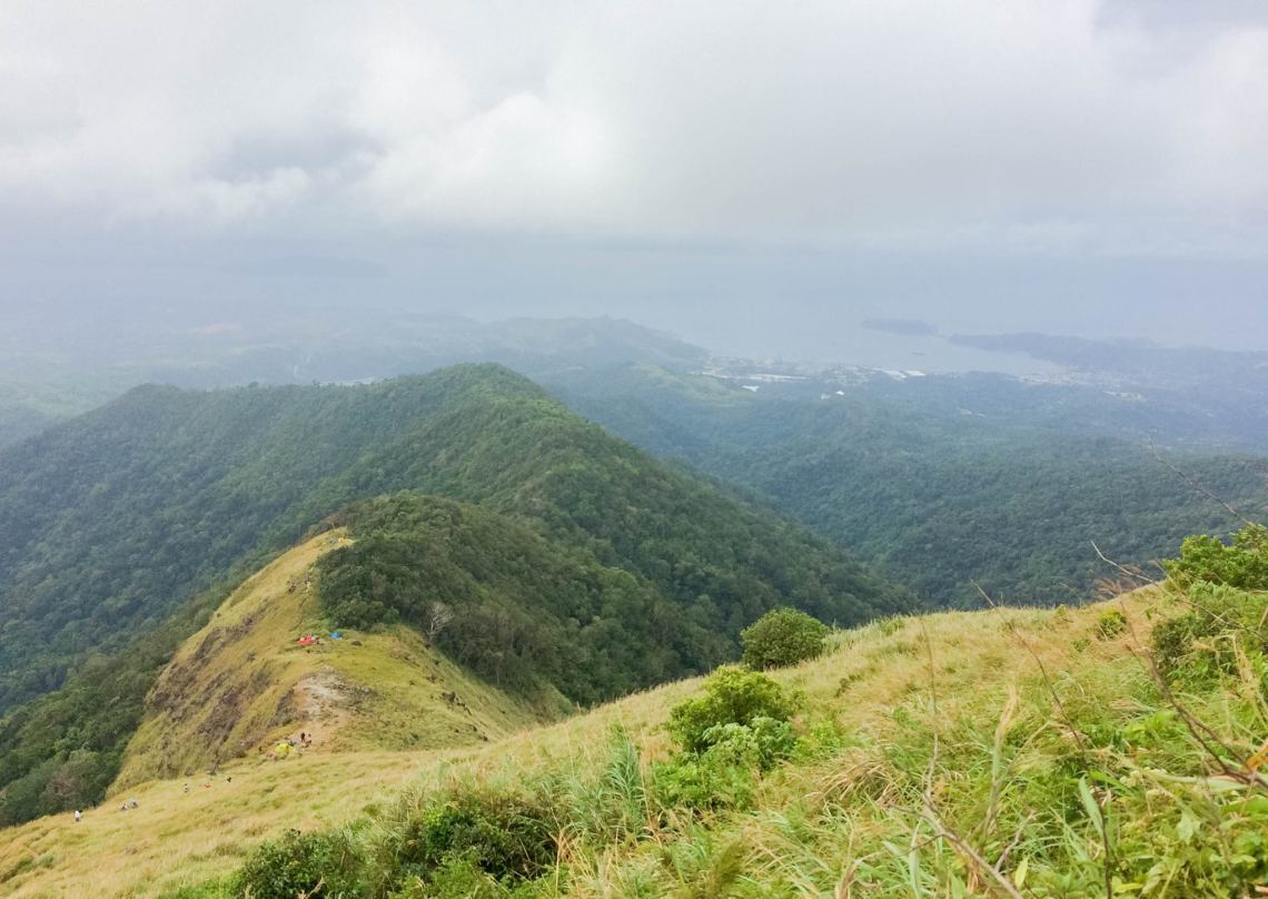 Tarak Ridge - Mariveles, Bataan