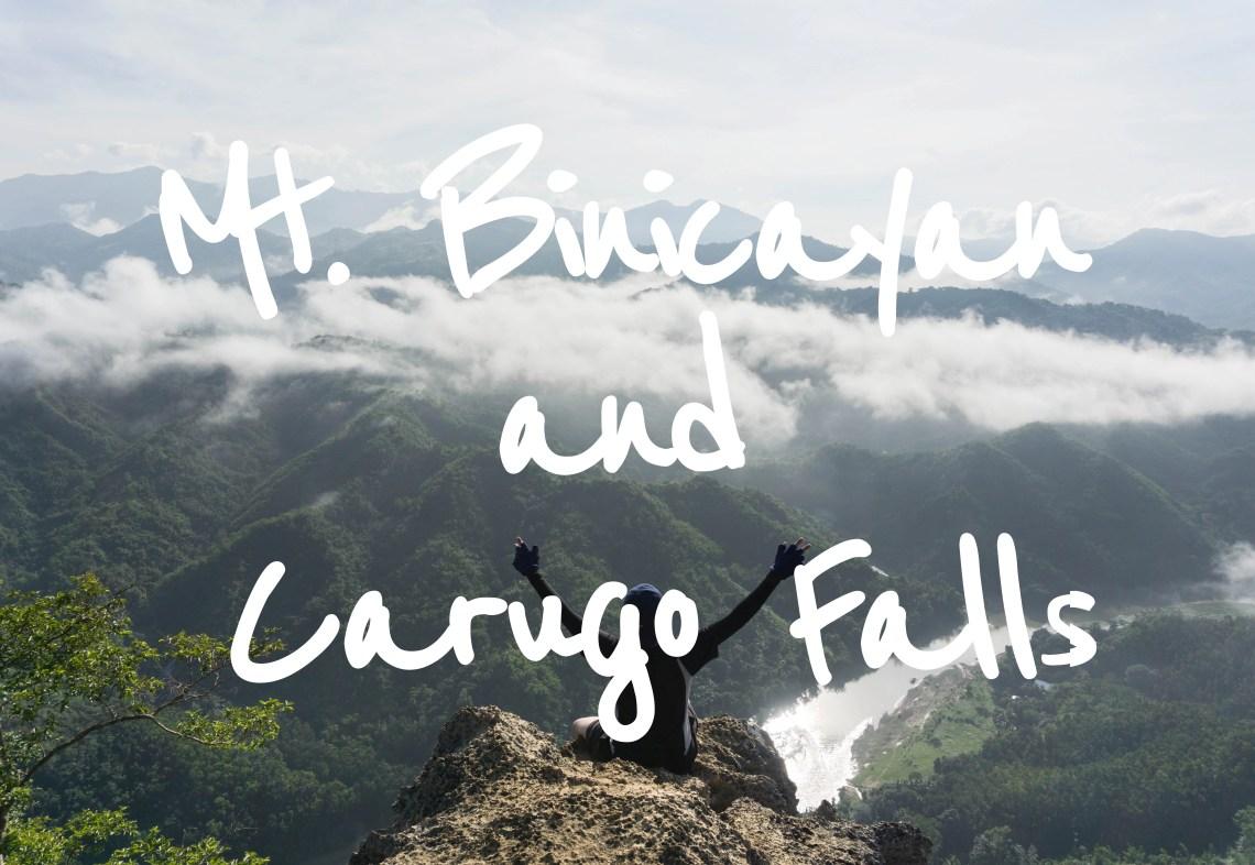 Mt. Binicayan - Carugo Falls