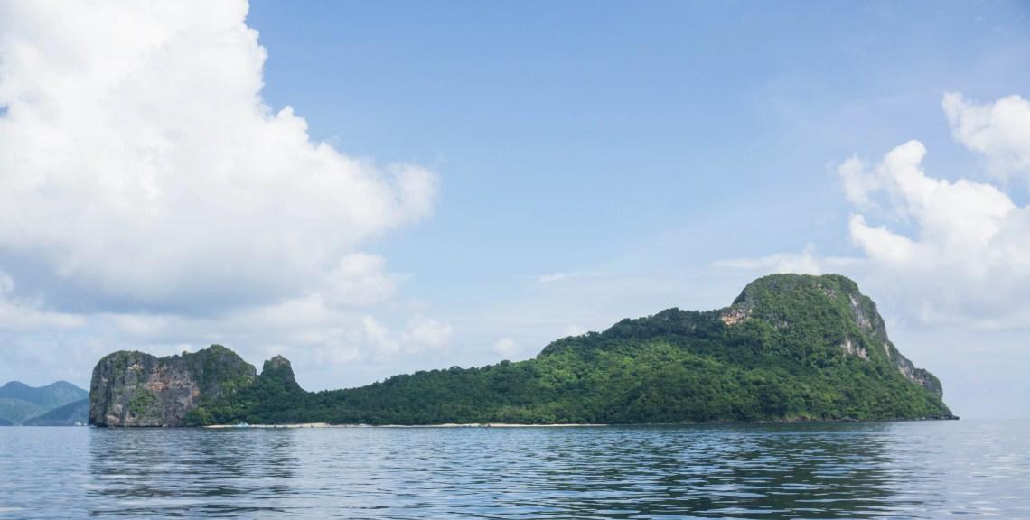 El Nido - Helicopter Island
