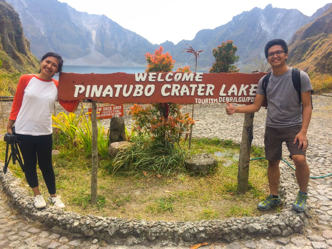 Mt. Pinatubo - From Destruction to Paradise