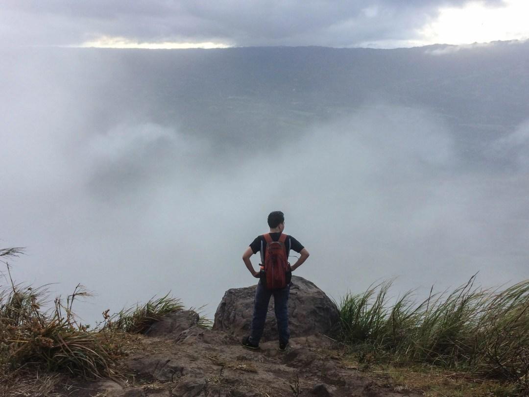 Mt. Talamitam and Mt. Apayang - Nasugbu, Batangas