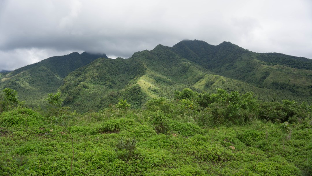 One of Biliran's Marvelous Mountains