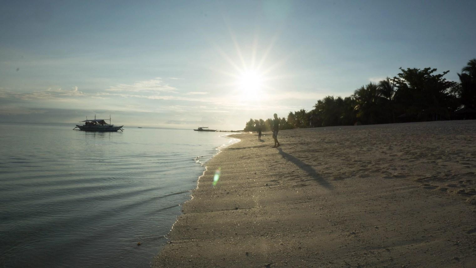 Kalanggaman Island - Palompon, Leyte