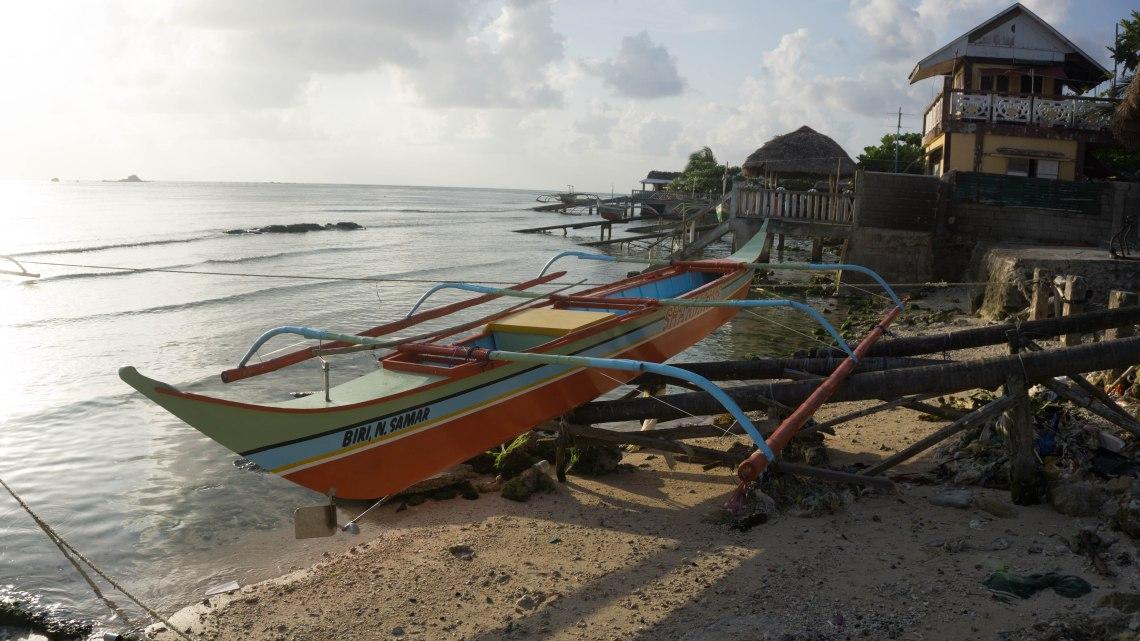 Biri Island - Northern Samar