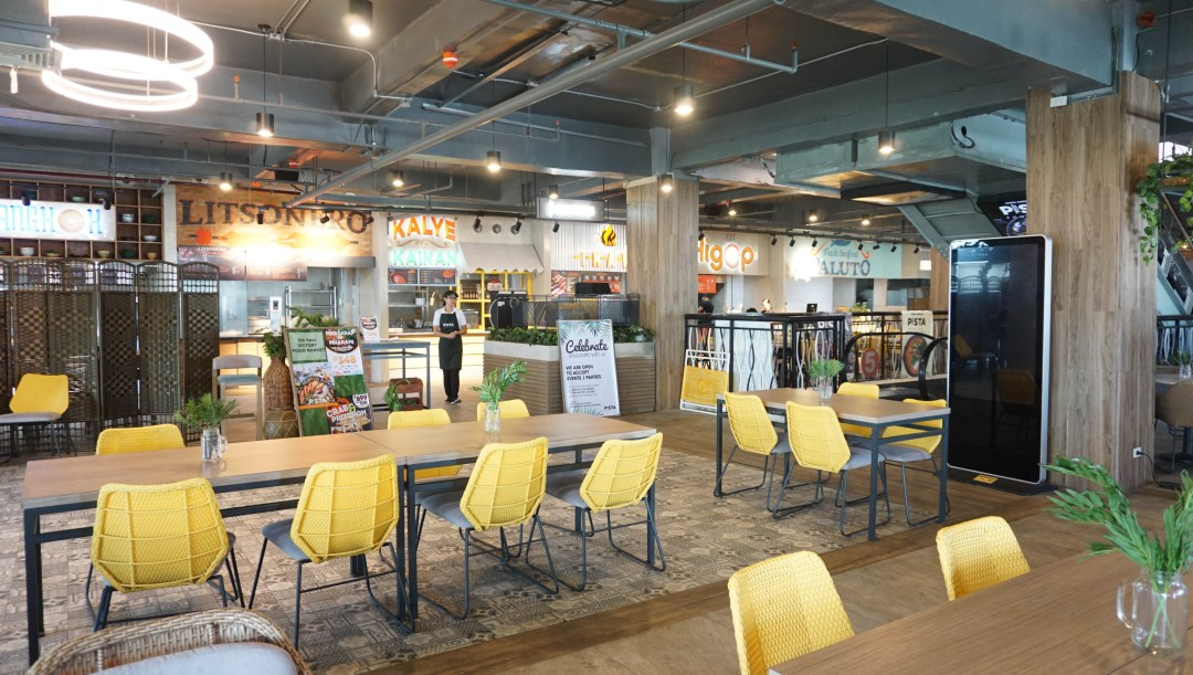 Pista Food Hall - Satisfy Your Filipino Food Cravings