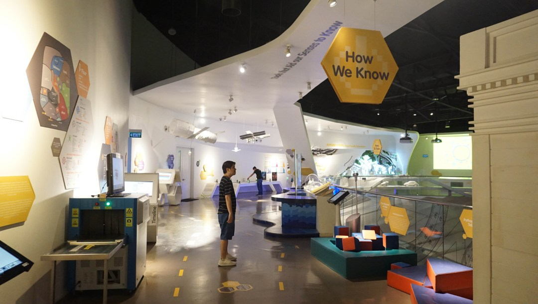 The Mind Museum - Fun Science (Museum Guide)