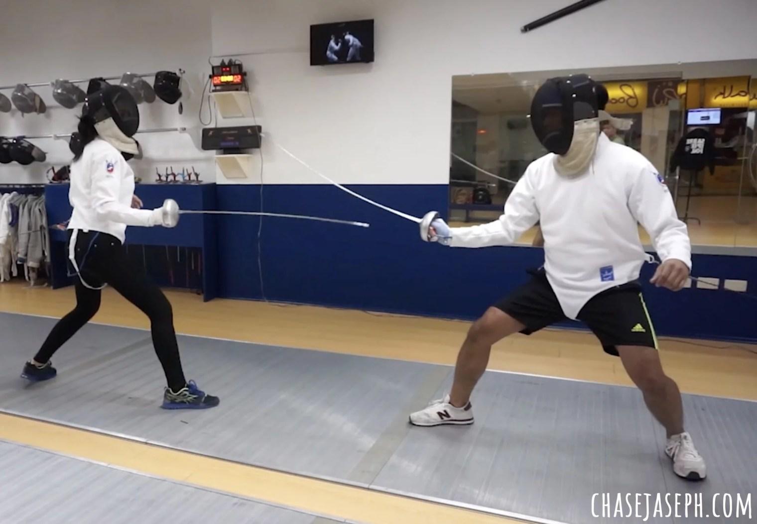 Republic Fencing - Fencing 101: En Garde, Pret, Allez!