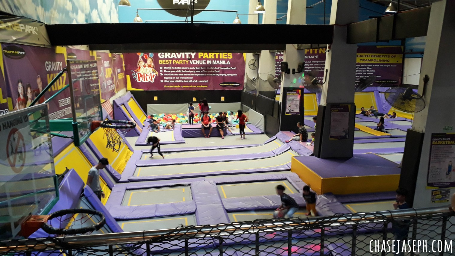 Trampoline Park PH - Jump, Jump and Away! (Jump Guide)