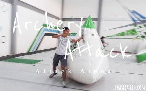 Archery Attack at Attack Arena (Game Guide)