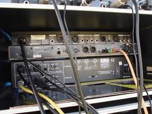 六呂師高原アルプス音楽祭2014 ART HQ-231,YAMAHA REV500,BEHRINGER COMPOSER PRO MDX2200の裏側/どこまでもアマチュア
