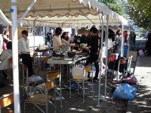 第50回福井高専祭 露店の舞台裏/どこまでもアマチュア
