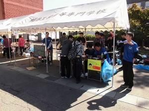 第50回福井高専祭 24番「Japanese Pizza屋さん」/どこまでもアマチュア