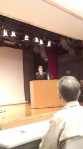 「投資の日」記念イベント 船岡和正氏 遠景/どこまでもアマチュア