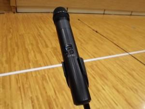 はつらつママさんバレーボールin大野 LINE6 XD-V30 Handheld/どこまでもアマチュア