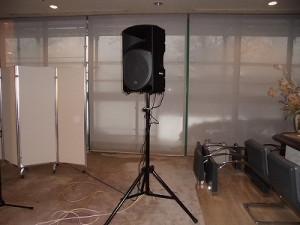 もう最高!クリスマスコンサート2014 in 勝山ニューホテル MACKIE THUMP TH-15A/どこまでもアマチュア