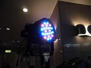 もう最高!クリスマスコンサート2014 in 勝山ニューホテル LED照明/どこまでもアマチュア