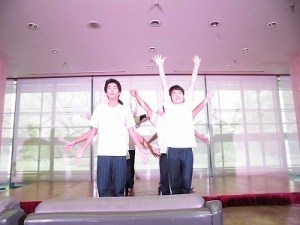 もう最高!クリスマスコンサート2014 in 勝山ニューホテル 奥越明成高校演劇部/どこまでもアマチュア