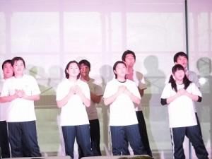 もう最高!クリスマスコンサート2014 in 勝山ニューホテル 夢と希望があふれる青春を表現する奥越明成高校演劇部/どこまでもアマチュア