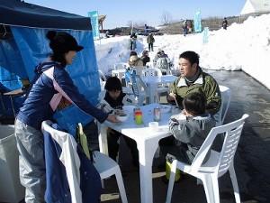 さかだに雪まつり ピクニックも最高に楽しめた休日/どこまでもアマチュア