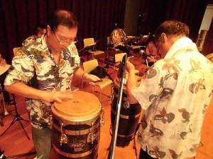 結の故郷・里芋音頭 踊り大会 & 清水ゆう・ハーバーライツオーケストラコンサート SHURE SM57/どこまでもアマチュア