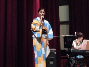 結の故郷・里芋音頭 踊り大会 & 清水ゆう・ハーバーライツオーケストラコンサート MCハニー吉野さん/どこまでもアマチュア