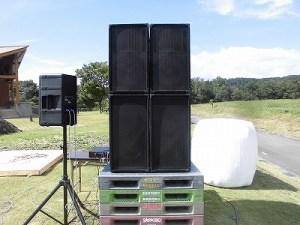 六呂師高原アルプス音楽祭2015 Eliminator i とEliminator i sub/どこまでもアマチュア