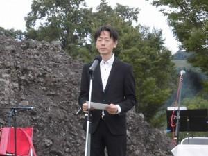 六呂師高原アルプス音楽祭2015 中村 圭吾氏/どこまでもアマチュア