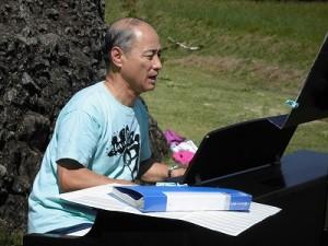 六呂師高原アルプス音楽祭2015 大野高校合唱部/どこまでもアマチュア