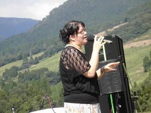 六呂師高原アルプス音楽祭2015 ウタノオトの334氏/どこまでもアマチュア