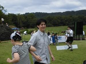 六呂師高原アルプス音楽祭2015 アルプス音楽団 みんなで楽しくアヒルのダンス/どこまでもアマチュア