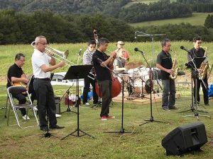 六呂師高原アルプス音楽祭2015 O'rioFunbersのカッコいいおじ様達/どこまでもアマチュア
