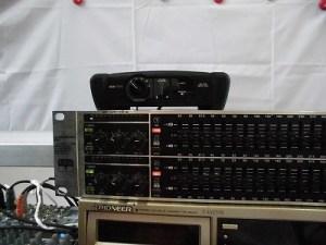 下庄地区敬老会 Behringer ULTRAGRAPH PRO FBQ3102 とLINE6 XD-V30/どこまでもアマチュア