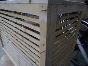 日曜大工自習教室~下手の横好き編~ 今から切り取る木ダボの余り部分/どこまでもアマチュア