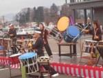 結の故郷 越前おおの 新そばまつり2015 地元和太鼓グループ「祥雲」/どこまでもアマチュア