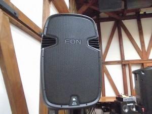 MARIA ライブ 2015 at 平蔵 JBL EON 515XT Self Powered Loudspeaker/どこまでもアマチュア