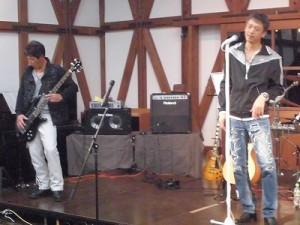 MARIA ライブ 2015 at 平蔵 ボーカル用マイク/どこまでもアマチュア