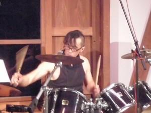 MARIA ライブ 2015 at 平蔵 ドラムス ツヨシ/どこまでもアマチュア/どこまでもアマチュア