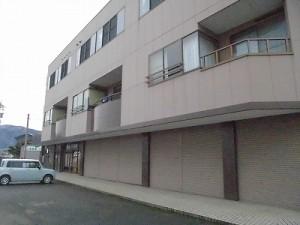 越前東郷駅を見てきました。 越前東郷駅前のマンション/どこまでもアマチュア